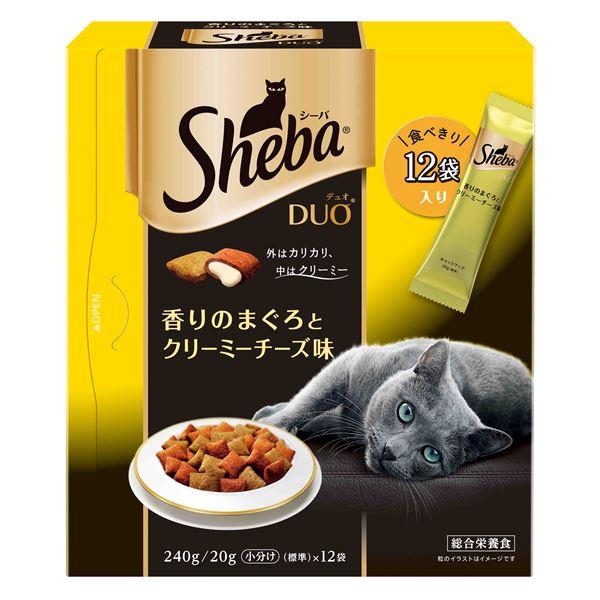 猫用品 キャットフード・サプリメント 関連 (まとめ買い)香りのまぐろとクリーミーチーズ味 240g【×12セット】【ペット用品・猫用フード】