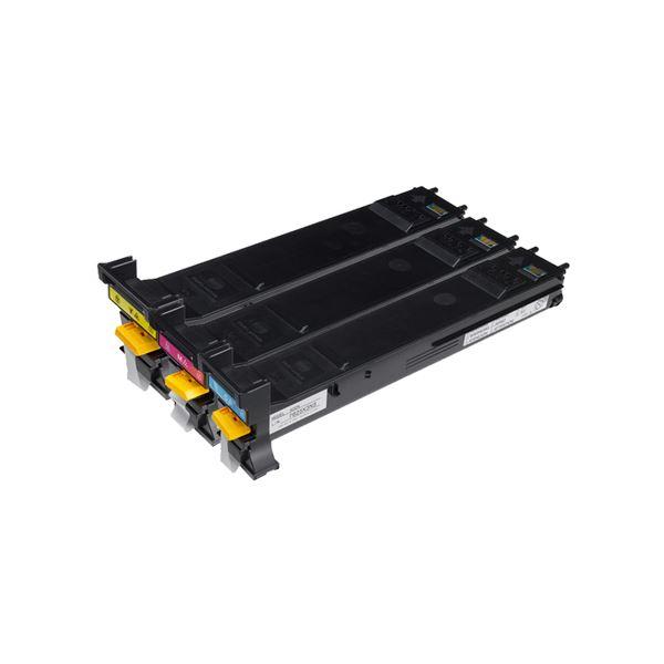 パソコン・周辺機器 PCサプライ・消耗品 インクカートリッジ 関連 カラートナーカートリッジバリューパック A0DKJ71 1箱(3個:各色1個)