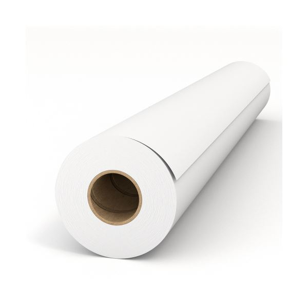 パソコン・周辺機器 PCサプライ・消耗品 コピー用紙・印刷用紙 関連 フォトサテンペーパー 厚手1067mm×30.5m 2インチ紙管 0000-208-H85A 1本