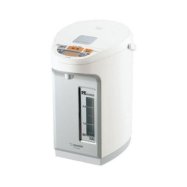 キッチン電気ポット 関連 VE電気まほうびん 優湯生3.0L プライムホワイト CV-WA30-WZ 1台