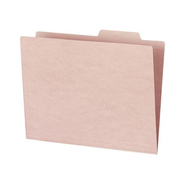文具・オフィス用品関連 (まとめ)個別フォルダー(カラー・エコノミータイプ) A4 ピンク A4-SIFN-P 1パック(10冊) 【×10セット】
