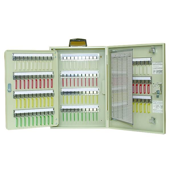インテリア・寝具・収納 関連 ダイヤル錠型キーボックス 携帯・壁掛兼用 R-150【0428-00216】