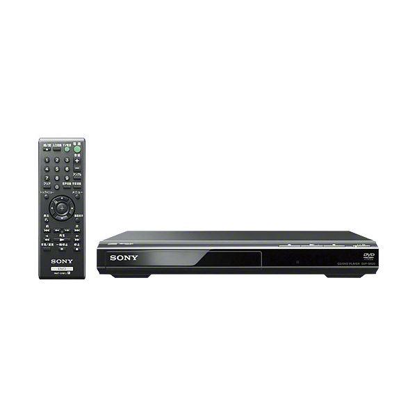 AV・音響機器 ブルーレイ・DVDプレーヤー 関連 (まとめ)DVDプレーヤー DVP-SR20【×5セット】