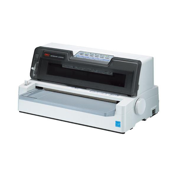 パソコン・周辺機器 関連 MICROLINEドットインパクトプリンタ 106桁 複写枚数6枚 ML6300FB2 1台