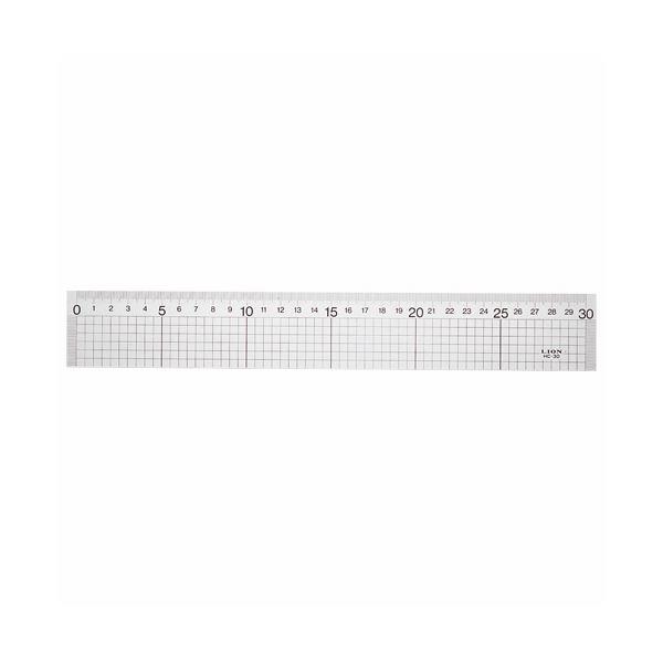 文房具・事務用品 製図用品 定規 関連 (まとめ買い)ハイカットスケール30cm HC-30 1個【×5セット】