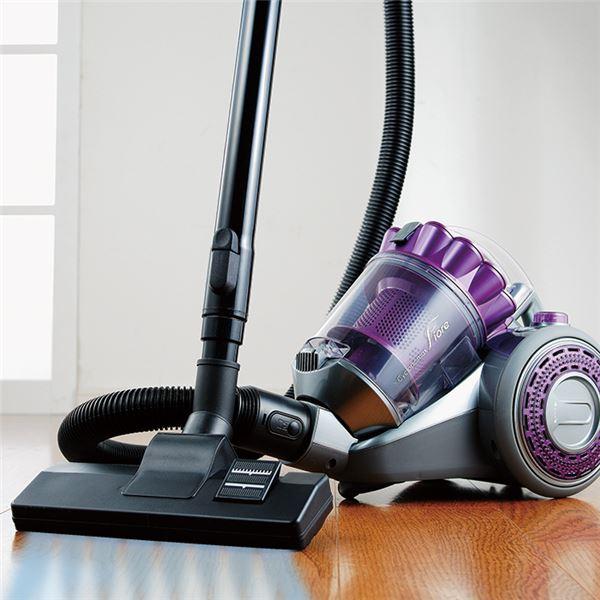生活掃除機・クリーナー 関連 サイクロン掃除機 フィオーレ