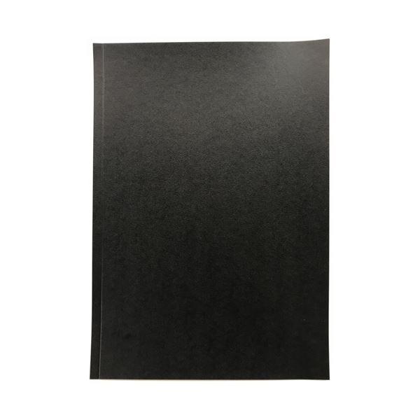 生活用品類 文具・オフィス用品 関連 (まとめ)シュアバインド表紙S45A4BZ-BK A4黒 100枚【×5セット】