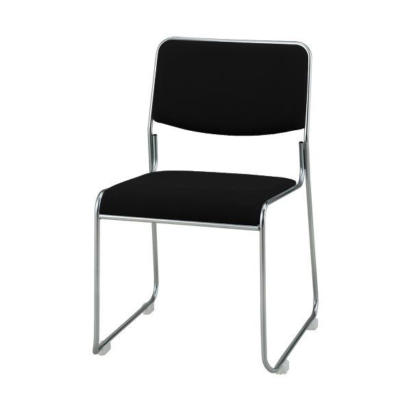 オフィス家具 オフィスチェア 高機能チェア 関連 会議イス FSN-6M ブラック