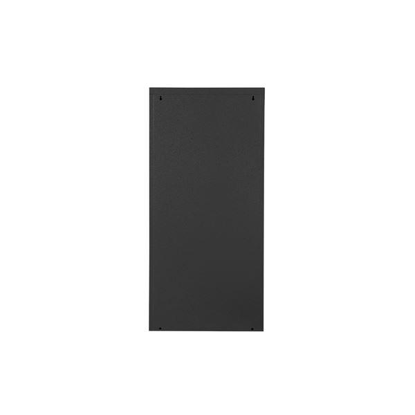 玄関収納 下駄箱・シューズボックス 関連 ブルックリン風 シューズラック/下駄箱 【3段 ブラック】 幅50cm スチール製 〔玄関 入口 エントランス〕