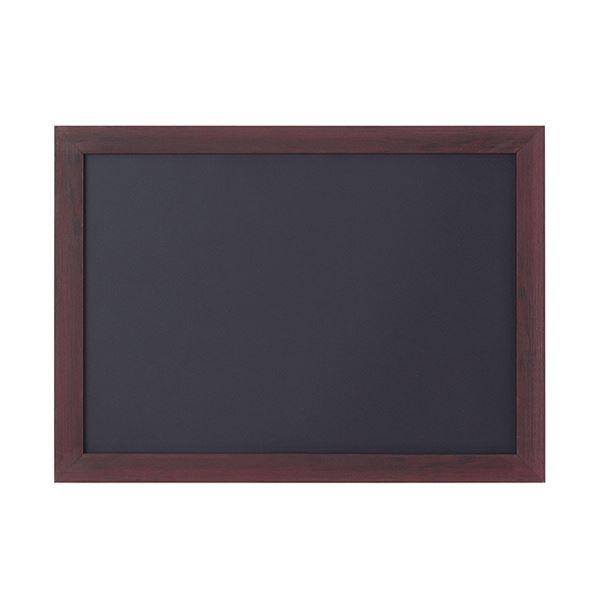 プレゼンテーション用品 掲示板・コルクボード 関連 (まとめ) ブラックボード A4745923 1枚 【×5セット】