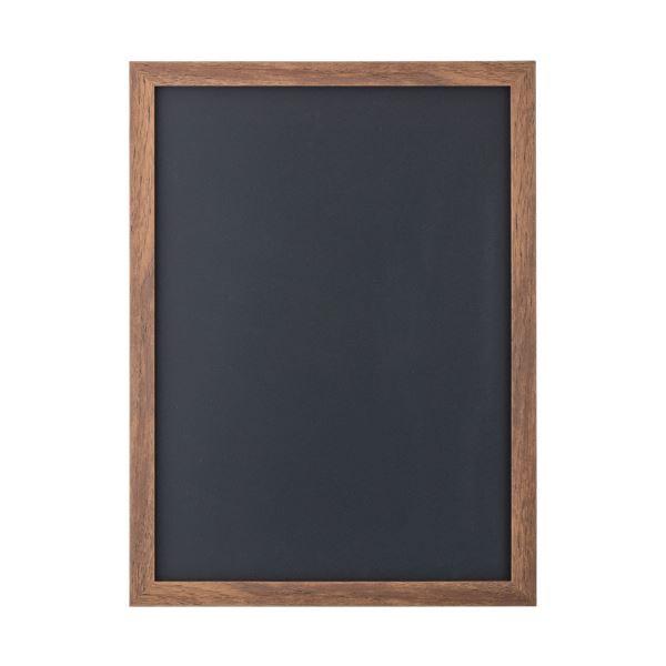 プレゼンテーション用品 掲示板・コルクボード 関連 (まとめ) 卓上ブラックボード A41枚 【×5セット】