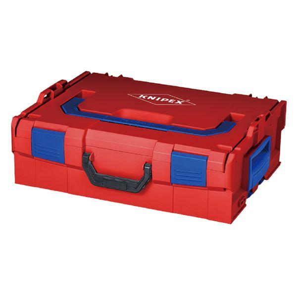 生活 雑貨 通販 KNIPEX(クニペックス) 002119LBLE ツールボックス L-Boxx