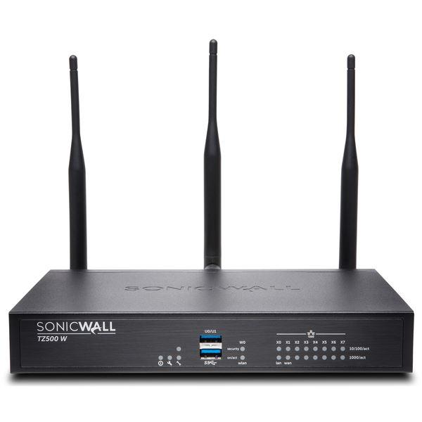 パソコン・周辺機器 ネットワーク機器 関連 SonicWALL Inc. SonicWall TZ500 WIRELESS-AC JPN TOTALSECURE1YR