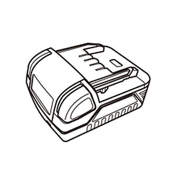 生活掃除機・クリーナー 関連 1.5AバッテリーパックLBP-144 1個