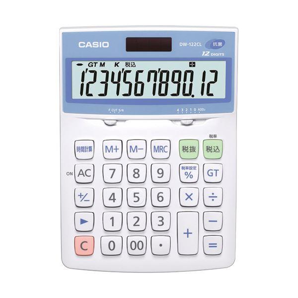 電卓 電卓本体 関連 電卓 (まとめ買い)抗菌電卓 デスクタイプ 12桁DW-122CL-N 1台 関連【×3セット】, HONEY-OF-D:8744bcf9 --- officewill.xsrv.jp