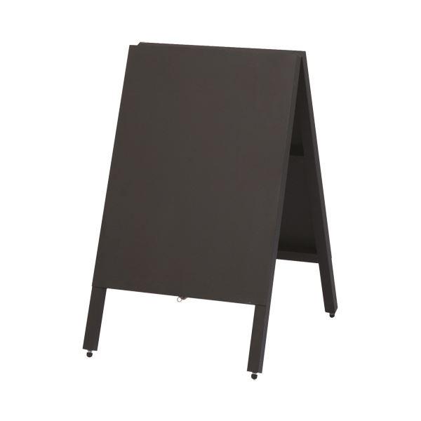 文具・オフィス用品関連 高さ調整つきスタンドボード Mブラック BB028BK 1台