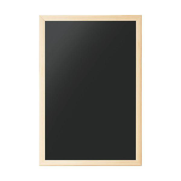 黒板・ブラックボード関連 (まとめ) ナカバヤシ ウッドカラーボードCBM-E4732 1枚 【×5セット】