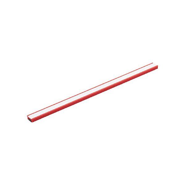 文房具・事務用品 マグネット 関連 (まとめ) 棒マグネット 200L 赤BM2-200-R 1本 【×30セット】
