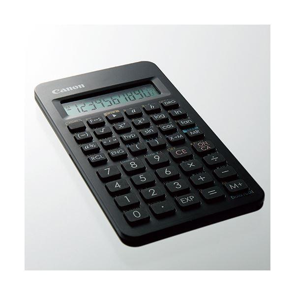 (まとめ買い)関数電卓 F-605G仮数10桁、指数2桁 関数機能(154種類)、ハードカバー付 0891C003 1台【×5セット】