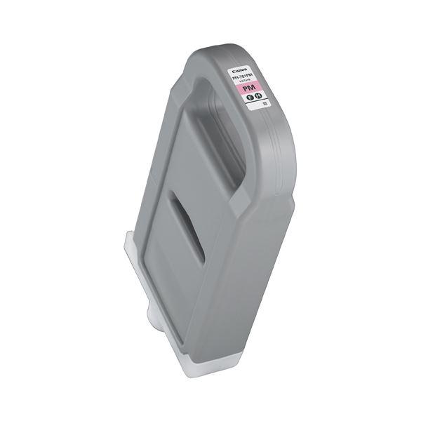パソコン・周辺機器 PCサプライ・消耗品 インクカートリッジ 関連 インクタンクPFI-701PM 顔料フォトマゼンタ 700ml 0905B001 1個