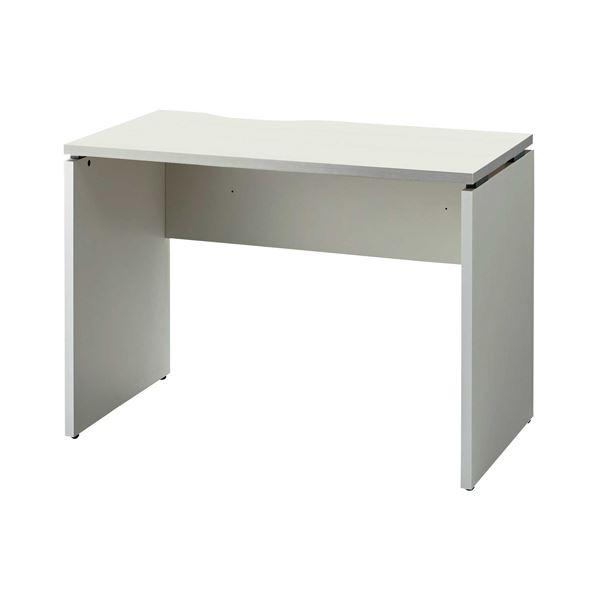 オフィス家具 オフィスデスク・テーブル オフィスデスク 関連 b-Foret フリーデスク 片面 ホワイト BF2-106-J W4