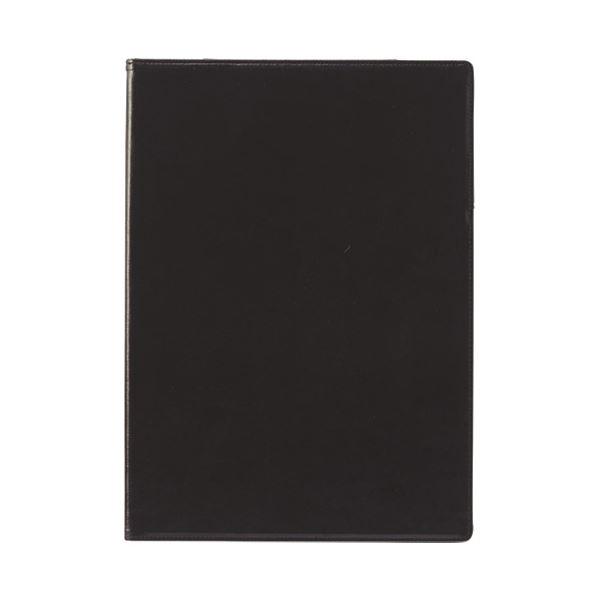 ファイル・バインダー クリップボード・クリップファイル 関連 (まとめ)ベルポスト クリップF BP-5724-60 ブラック【×30セット】