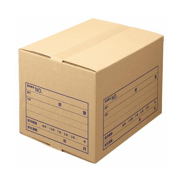 収納用品 マガジンボックス・ファイルボックス 関連 (まとめ) 文書保存箱 A4用内寸W420×D325×H295mm SC-30-5P 1パック(5個) 【×2セット】