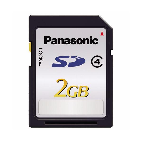部品 メモリーカードケース SDメモリーカードケース 関連 (まとめ買い)SDメモリーカード 2GBClass4 RP-SDL02GJ1K 1枚【×3セット】