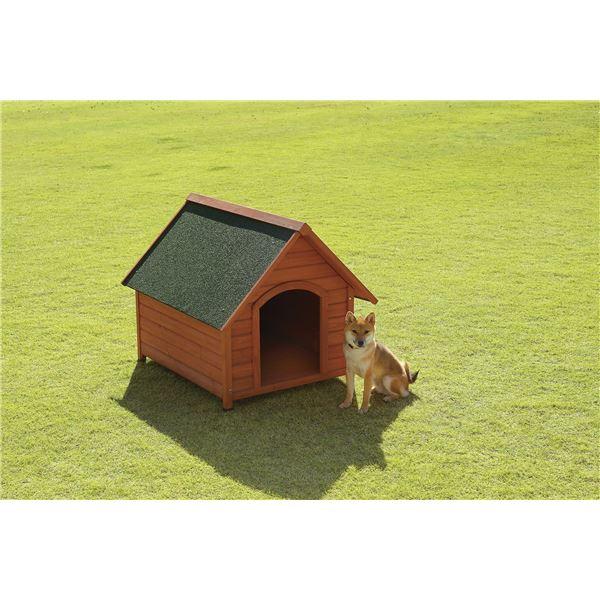 おもちゃ・ゲーム 関連 木製犬舎 830【ペット用品】