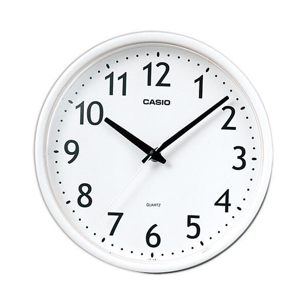 置き時計・掛け時計関連 (まとめ買い)壁掛け時計 IQ-58-7JF1台【×5セット】