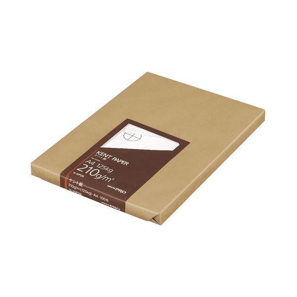 文房具・事務用品 製図用品 関連 (まとめ買い)高級ケント紙 210g/m2A4カット セ-KP29 1冊(100枚)【×3セット】