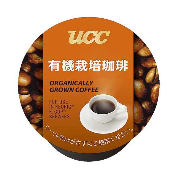食品類 コーヒー 関連 (まとめ)UCC キューリグ 有機栽培珈琲 12P箱【×30セット】