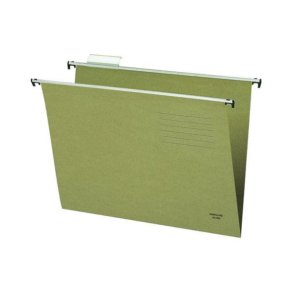 収納用品 マガジンボックス・ファイルボックス 関連 ハンギングフォルダー A4A4-HFN 1セット(40冊)