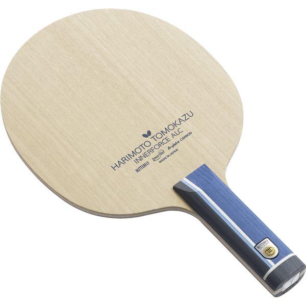卓球用品 卓球ラケット 関連 シェークラケット HARIMOTO TOMOKAZU INNERFORCE ALC ST(張本智和 インナーフォース ALC ストレート) 36994
