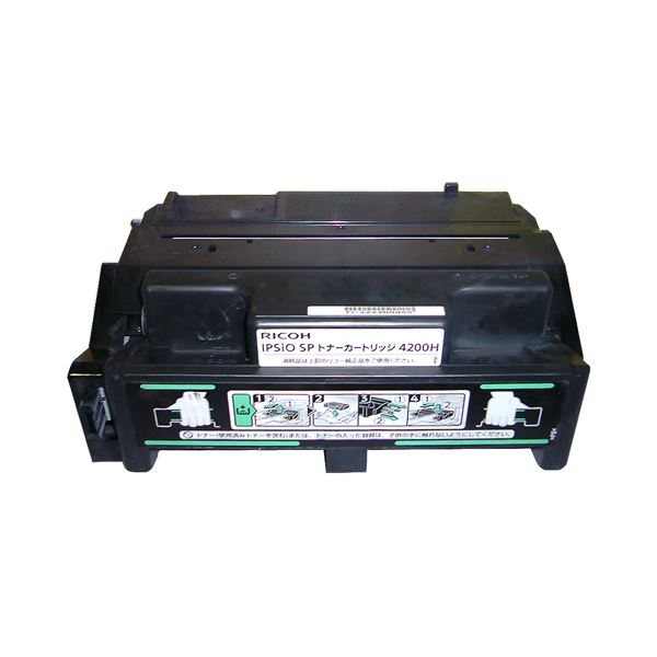 パソコン・周辺機器 PCサプライ・消耗品 インクカートリッジ 関連 エコサイクルトナー SPトナー4200Hタイプ 1個