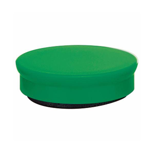 文房具・事務用品 マグネット 関連 (まとめ) マグネット画鋲直径30mm×高さ10mm 緑 MB-30F 1箱(5個) 【×30セット】