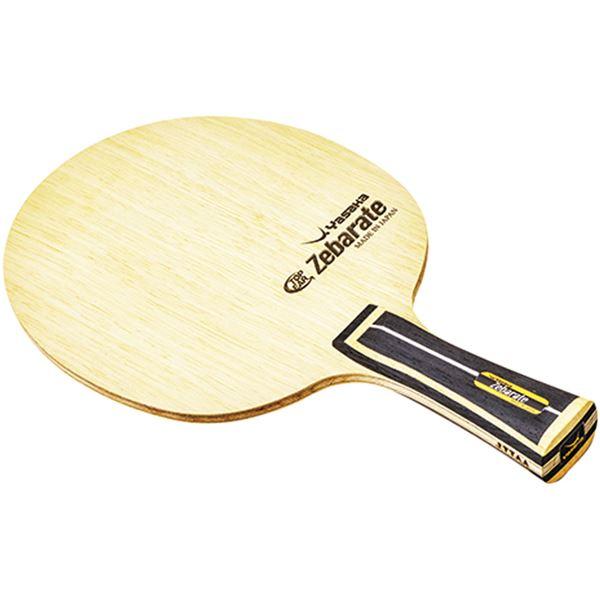 卓球用品 卓球ラケット 関連 シェークラケット ZEBARATE FLA(ゼバレート フレア) TG153