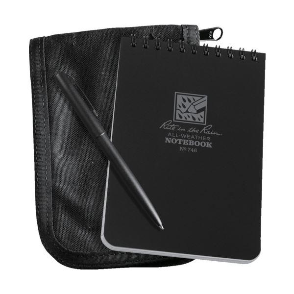 文房具・事務用品 紙製品・封筒 関連 キットブラックブック/ブラックカバー 746B-KIT 1冊