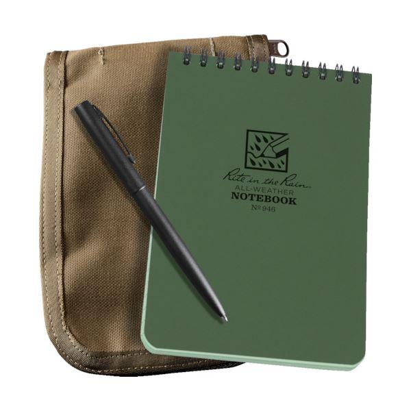 文房具・事務用品 紙製品・封筒 関連 キットグリーンブック/タンカバー 946-KIT 1冊