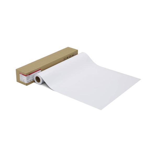 パソコン・周辺機器 PCサプライ・消耗品 コピー用紙・印刷用紙 関連 プレミアム光沢紙2(厚口)LFM-GPP2/42/280 42インチロール 1067mm×30m 2941B010 1本