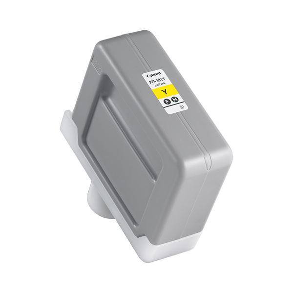 パソコン・周辺機器 PCサプライ・消耗品 インクカートリッジ 関連 インクタンク PFI-301顔料イエロー 330ml 1489B001 1個