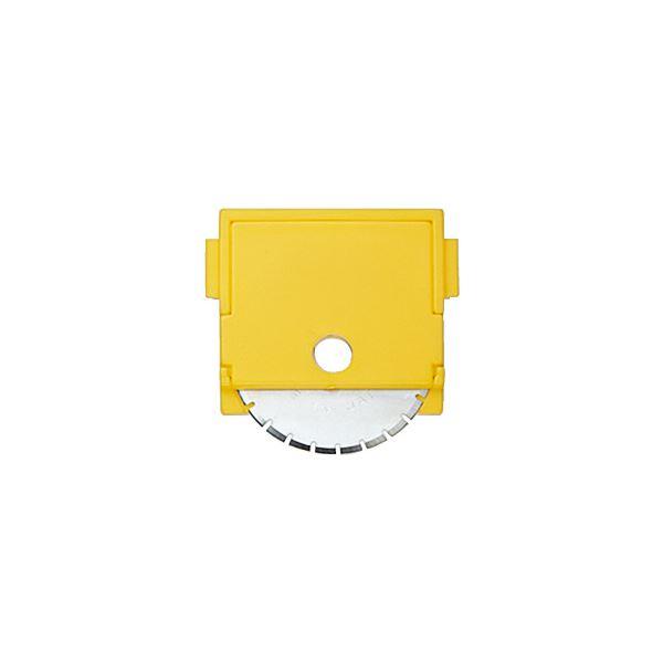 事務用品 裁断機・デスクカッター デスクカッターオプション (まとめ) コクヨ ペーパーカッター用替刃 ミシン刃 DN-61・T62・T63用 DN-T600B 1パック(2枚) 【×10セット】