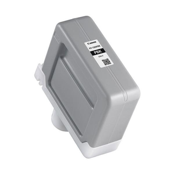 パソコン・周辺機器 PCサプライ・消耗品 インクカートリッジ 関連 インクタンクPFI-1300PBK フォトブラック 330ml 0811C001 1個