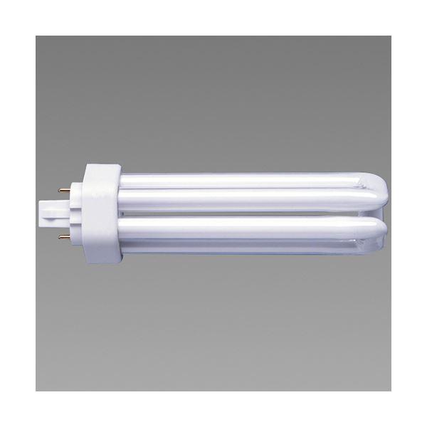 日用品雑貨関連 コンパクト形蛍光ランプHfカプル3(FHT) 42W形 3波長形 電球色 FHT42EX-Lキキ 1セット(10個)