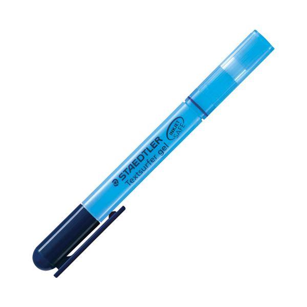 文具・オフィス用品 ペン・万年筆 関連 (まとめ)テキストサーファーゲル ブルー 264-3 PB【×200セット】