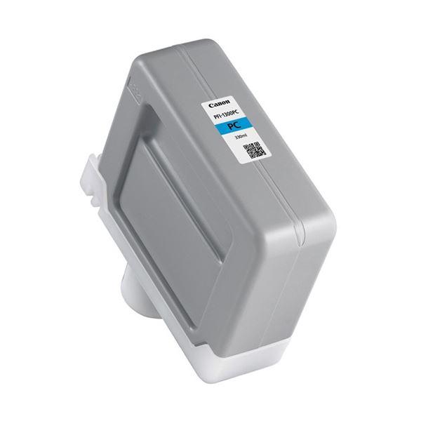 パソコン・周辺機器 PCサプライ・消耗品 インクカートリッジ 関連 インクタンクPFI-1300PC フォトシアン 330ml 0815C001 1個