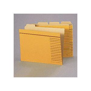 文具・オフィス用品関連 (まとめ)カットフォルダー B5判B5-4F-R-20P 1パック(20冊) 【×5セット】
