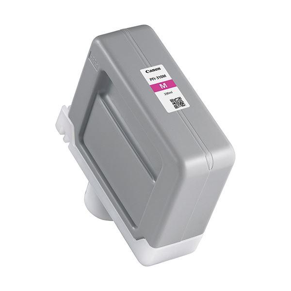 パソコン・周辺機器 PCサプライ・消耗品 インクカートリッジ 関連 インクタンク PFI-310Mマゼンタ 330ml 2361C001 1個
