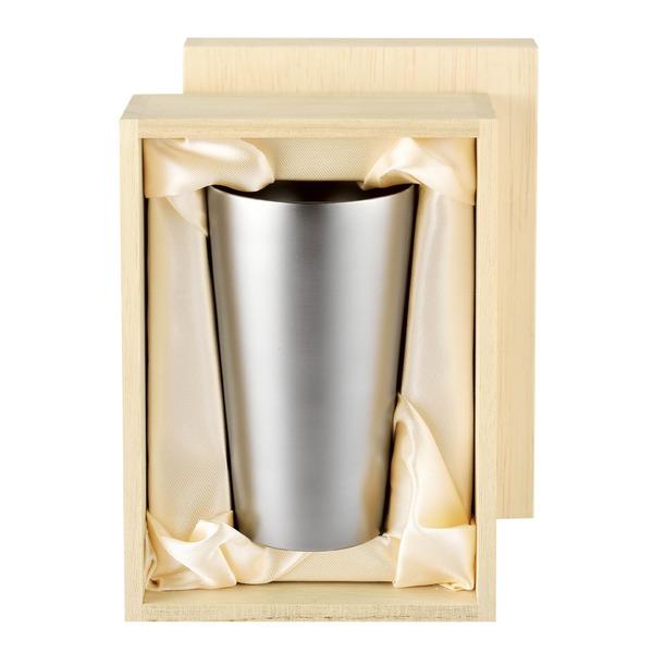 コーヒー・お茶用品 マグカップ・ティーカップ コーヒーカップ 関連 チタン製 タンブラー/ビアカップ 日本製 2重カップ TW-5 『アサヒ』 〔カフェ バー〕
