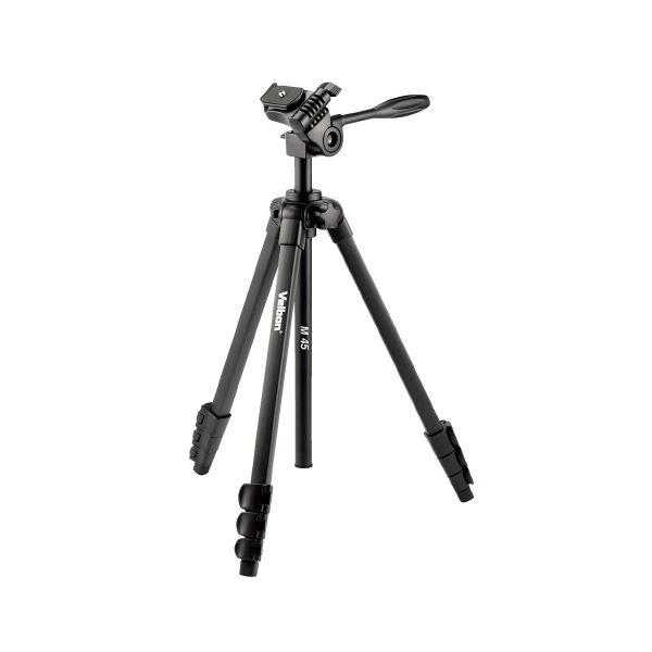 関連 小型4段三脚 (まとめ)ベルボン 三脚・周辺グッズ カメラ・デジタルカメラ M45 ブラック【×5セット】